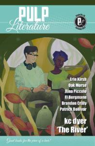 Pulp Literature Issue 16, Autumn 2017